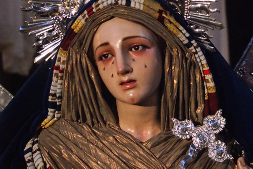 La Mortaja celebra a su titular mariana en su festividad