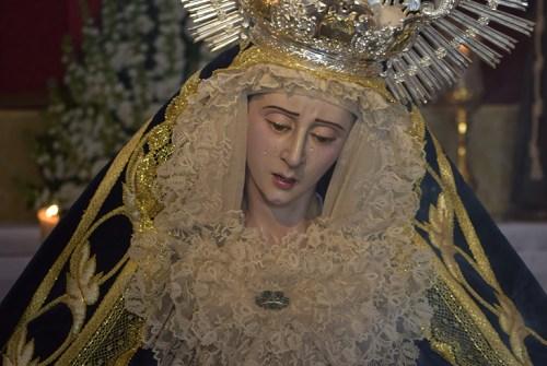 El Consuelo procesionará desde San Miguel la próxima Semana Santa