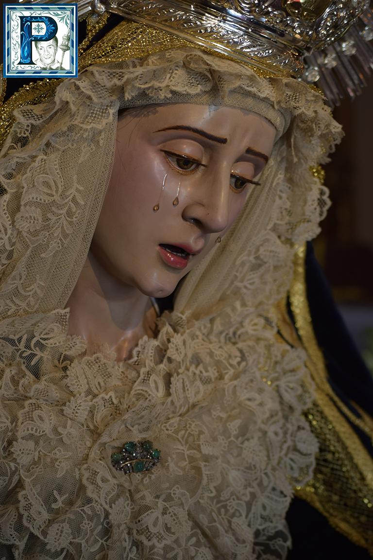 Cultos en honor a la Virgen del Consuelo
