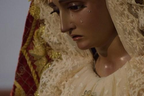 La Virgen del Valle, retirada del culto para acometer la primera fase de su restauración
