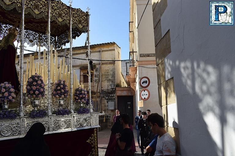 A PIE DE PASO: «La Virgen del Socorro en Barranco y Curtidores»