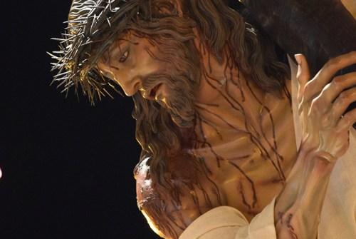 A PIE DE PASO: «El Señor de la Misión llegando a la Merced» (Año 2015)