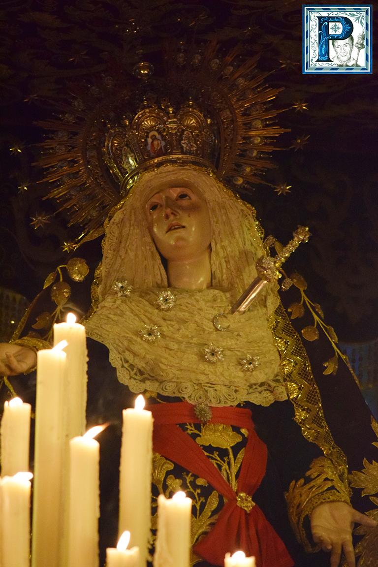 REGINA VIRGO MARIA, CAPITULO 13: «Mayor Dolor»