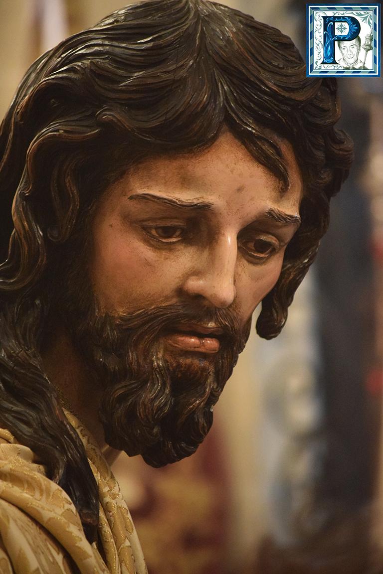 A PIE DE PASO: «El Señor de la Sagrada Cena en Pozuelo»