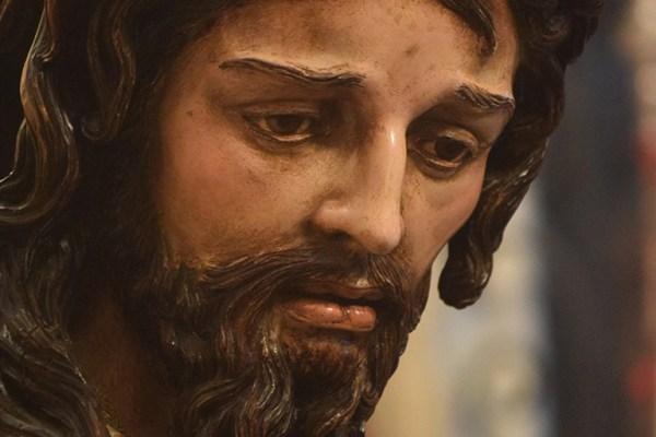 """A PIE DE PASO: """"El Señor de la Sagrada Cena en Pozuelo"""""""