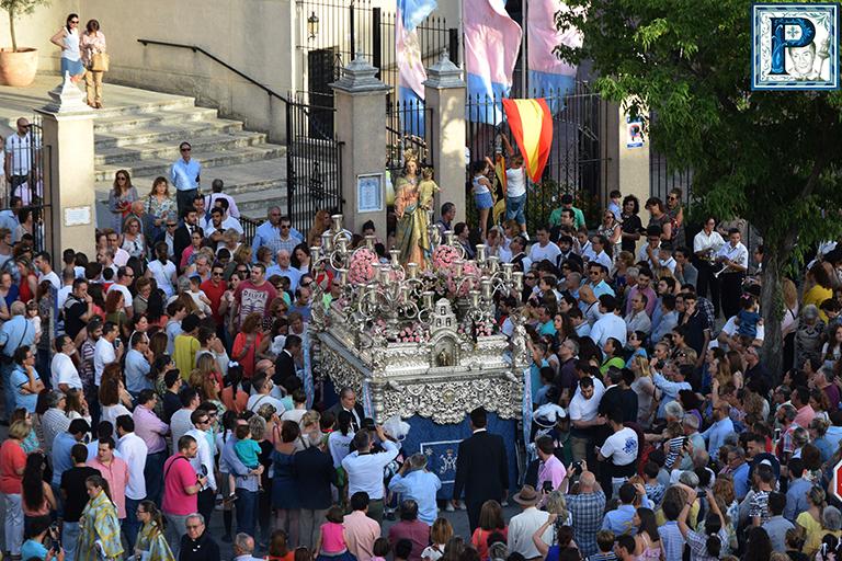 María Auxiliadora del Lora Tamayo presidirá un altar para el Corpus Christi