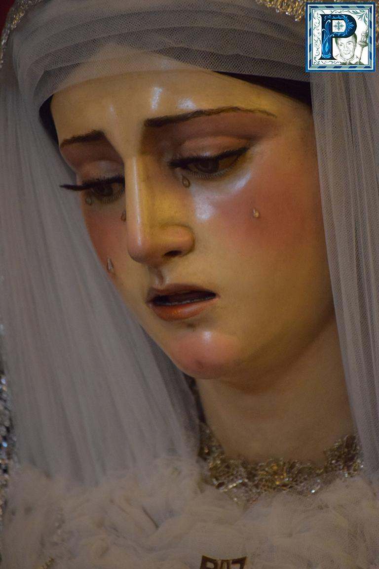 La Virgen de la Paz regresa a la Albarizuela