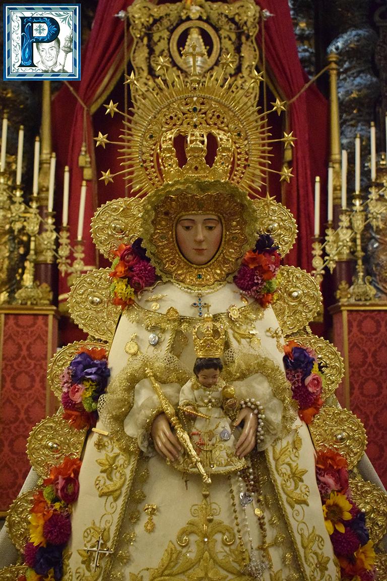 El Besamanos de la Virgen del Rocío en imágenes. Por Lucas Álvarez