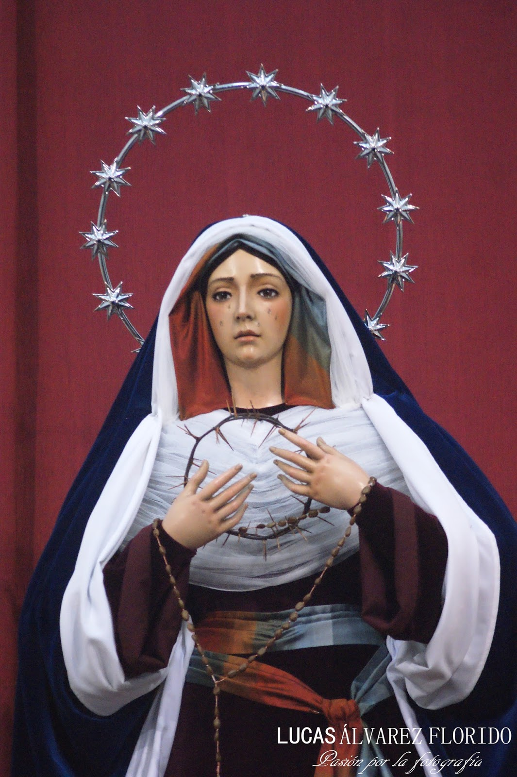 La Banda Sinfónica Julián Cerdán acompañará a la Virgen de los Dolores de la Barca en su procesión Extraordinaria