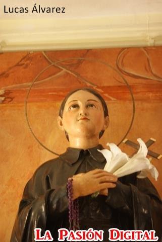 Hoy comienza el Tríduo en honor a Santa Gema Galgani