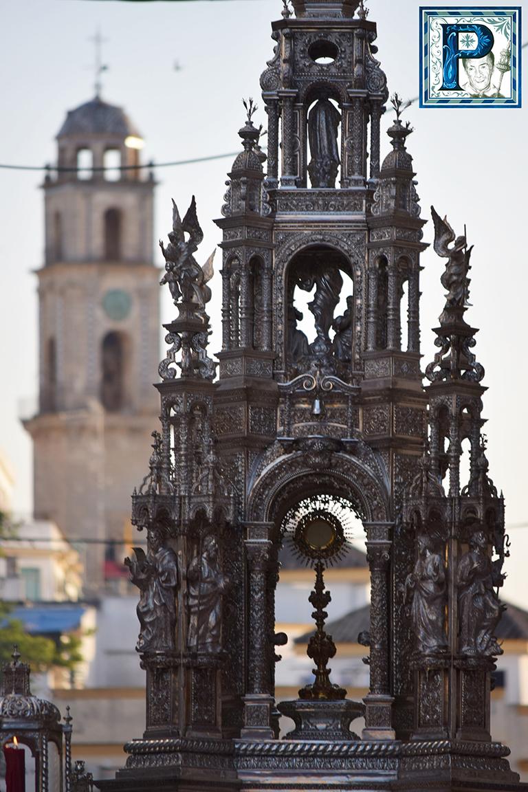 La Procesión del Corpus Christi desde el objetivo de Lucas Álvarez