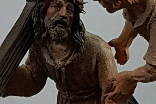 Así será el Santísimo Cristo de la Merced de la Parroquia de San Pablo