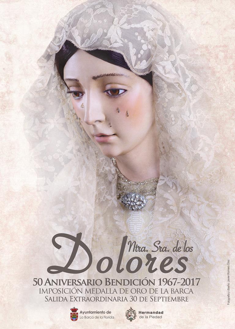 La Barca ya sueña con contemplar a la Virgen de los Dolores bajo palio