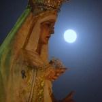 La Virgen de los Ángeles preside hoy un Rosario Vespertino por Guadalcacín