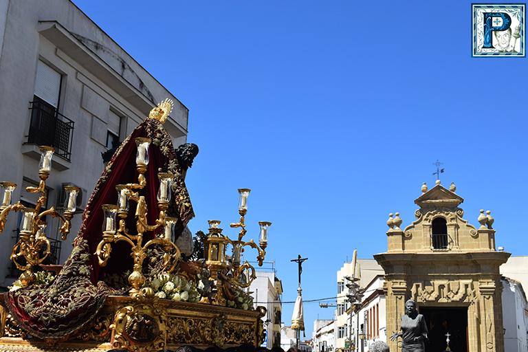 El Rosario de la Virgen de las Angustias en video