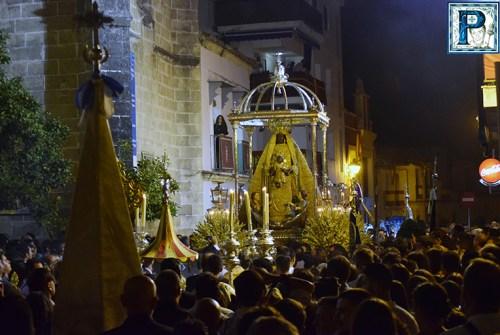 A PIE DE PASO: «El regreso de la Virgen de la Merced a su Basílica»