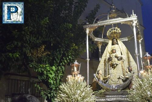 Jerez renueva sus promesas ante la Virgen de la Merced