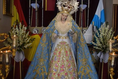 Juan Luis Vázquez reelegido Hermano Mayor del Consuelo