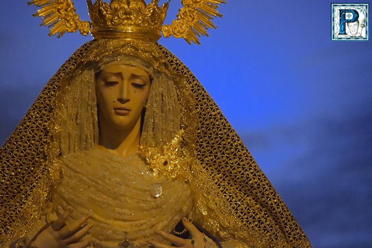 Cultos en honor a María Santísima de las Bienaventuranzas