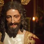 El Besapies a Cristo Rey de Rota desde el objetivo de Lucas Álvarez