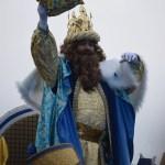 La cabalgata de los Reyes Magos desde el objetivo de Lucas Álvarez