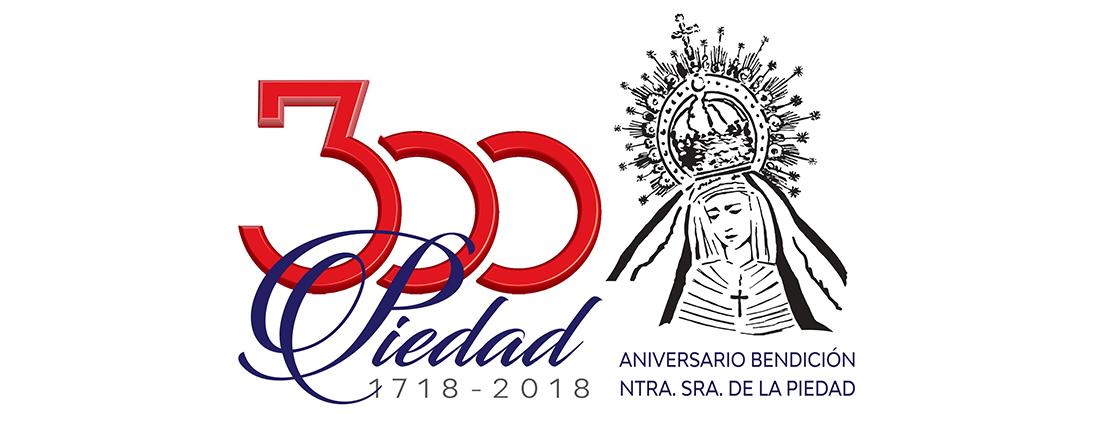 Dan comienzo los actos en torno al III Centenario de la bendición de la Virgen de la Piedad