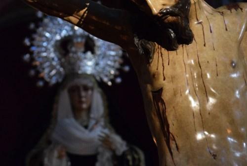 EN VIDEO: «El Santo Crucifijo en Visitación» (Año 2016)