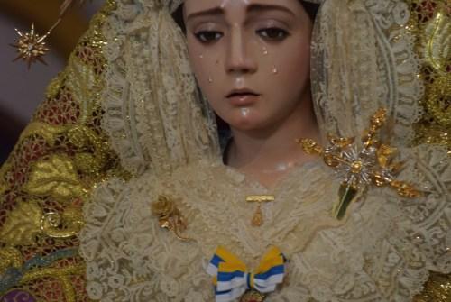 REGINA VIRGO MARÍA, CAPÍTULO 4: «Candelaria»