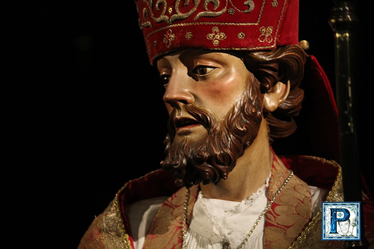 La Festividad de San Blas desde el objetivo de Guillermo Pastor