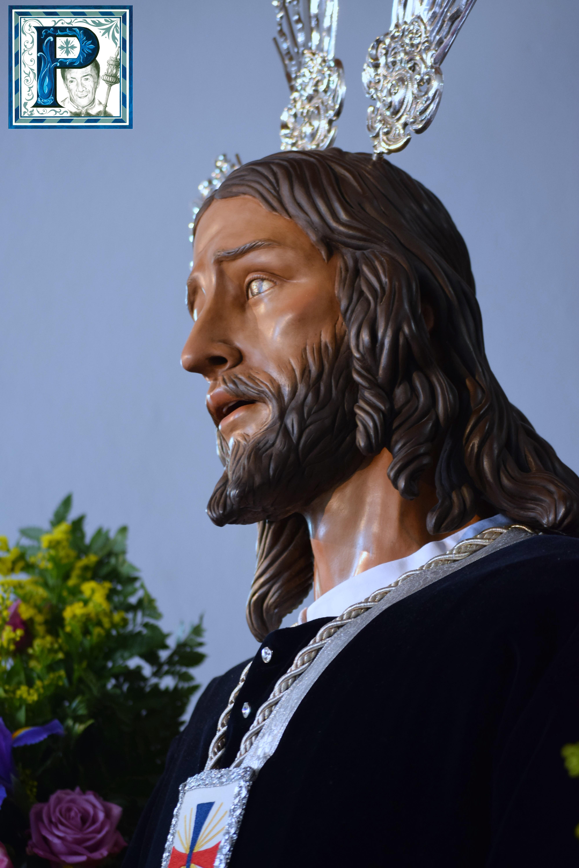 La Agrupación Parroquial del Portal retira del culto a su titular para someterlo a una pequeña intervención