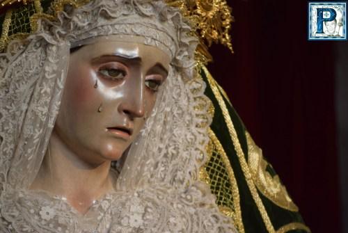 La Esperanza de la Yedra preside su tradicional Rosario de la Aurora este domingo