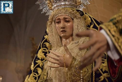 REGINA VIRGO MARÍA, CAPÍTULO 38: «Desconsuelo»
