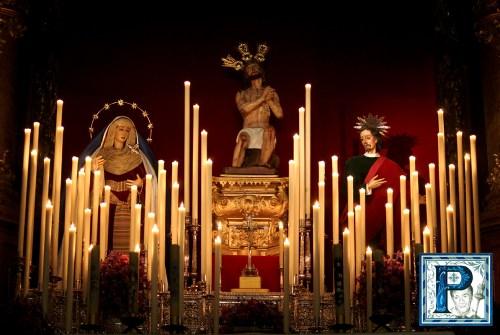 El Septenario de la Hermandad del Desconsuelo desde el objetivo de Guillermo Pastor