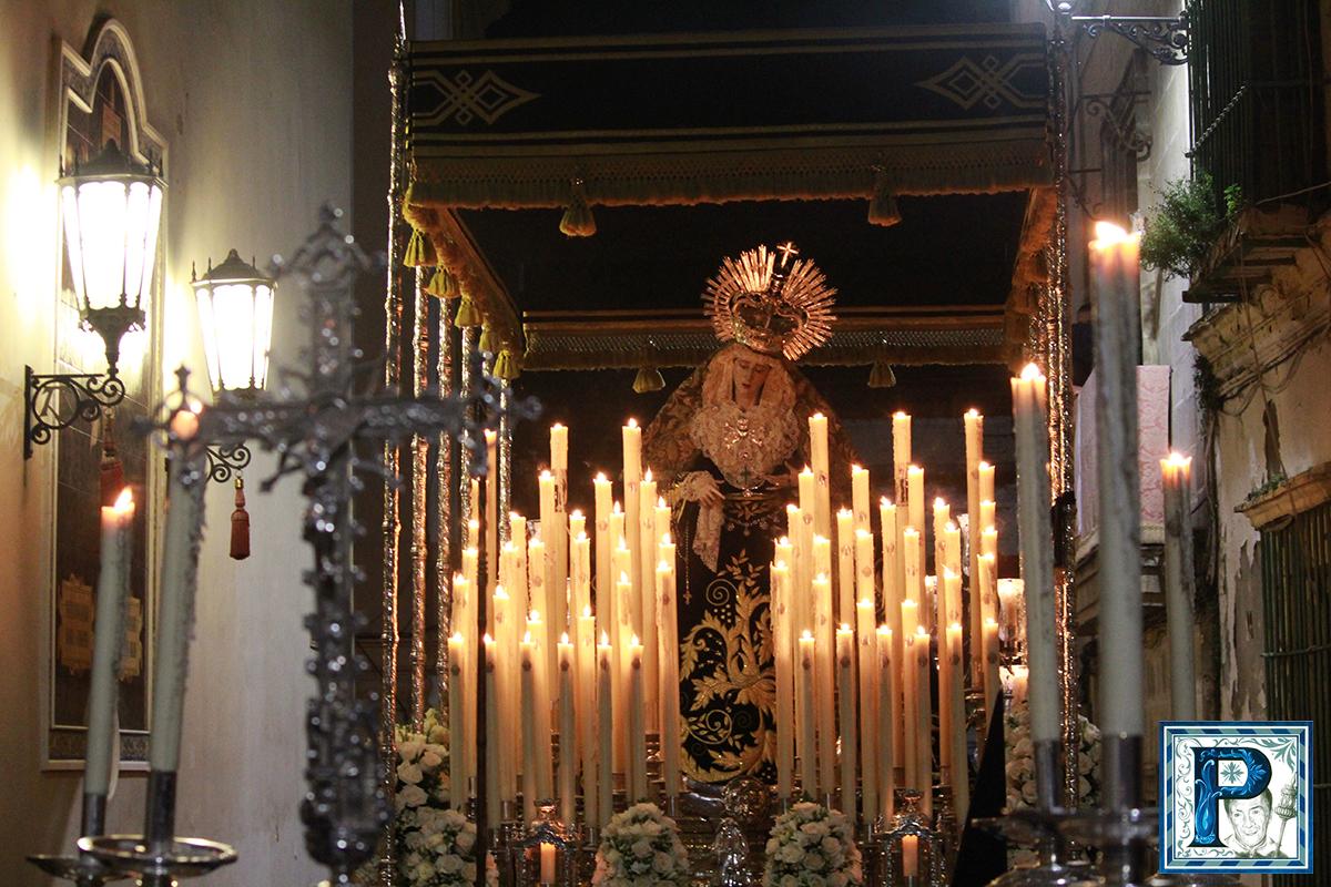 El Consuelo pasará por el Convento de las Hermanas de la Cruz