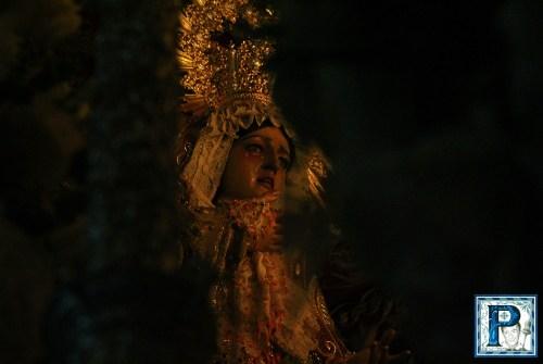 """A PIE DE PASO: """"La Virgen del Desamparo en la Carpintería Baja"""""""