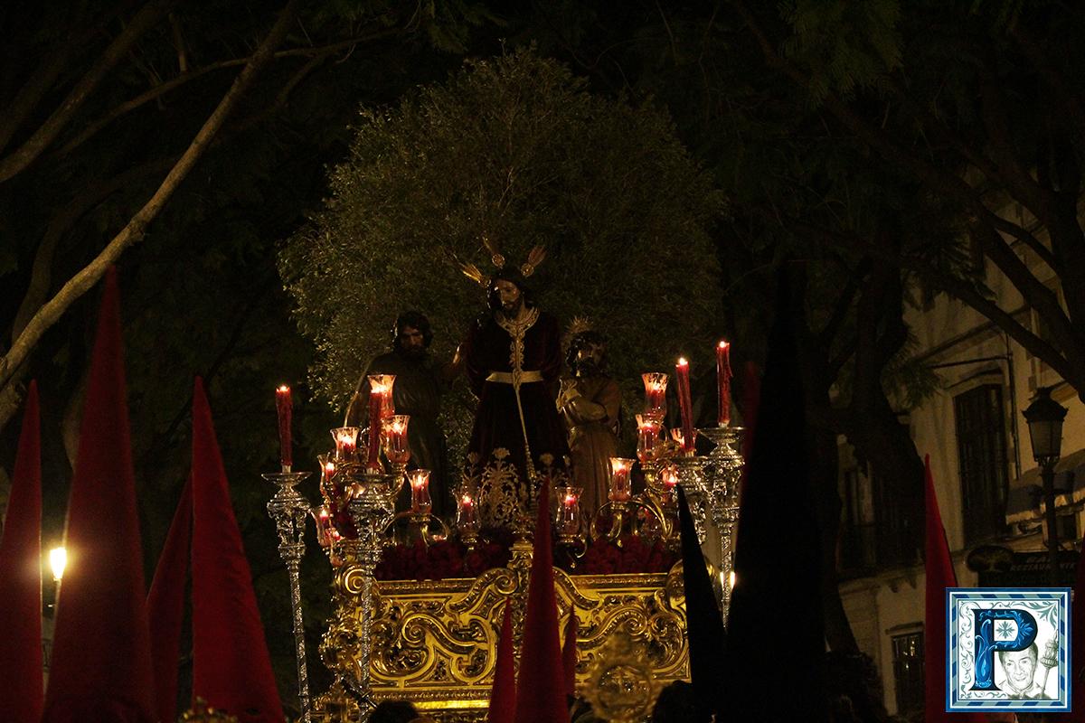 A PIE DE PASO: «El Prendimiento en Barranco y Curtidores»