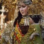 El Besamanos de la Virgen del Carmen desde el objetivo de Lucas Álvarez