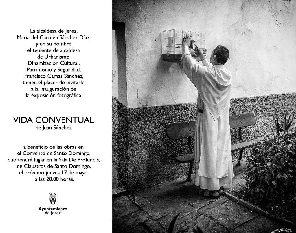 """Hoy se inaugura la exposición fotográfica """"Vida conventual"""""""