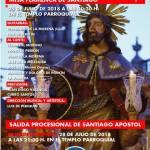 La Parroquia de Santiago volverá a acoger la Misa Flamenca con motivo de la festividad de su titular