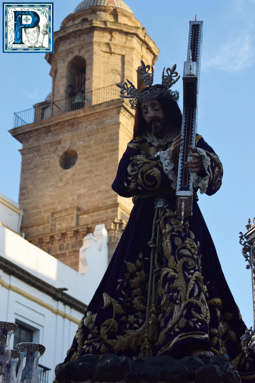 El Vía Crucis Diocesano de Cádiz desde el objetivo de Lucas Álvarez