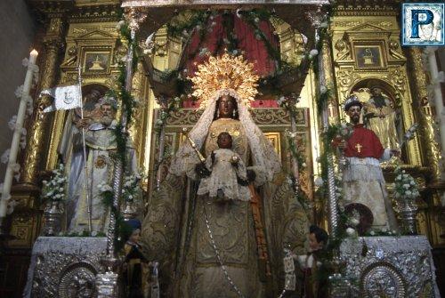 Ya se anuncian los cultos en torno a la Virgen de la Merced