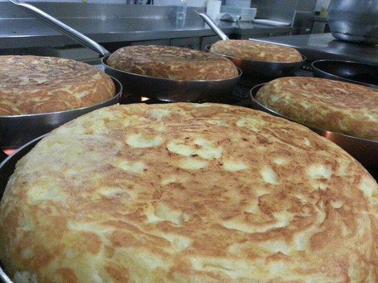EL PRESTE: «La vuelta a la tortilla»