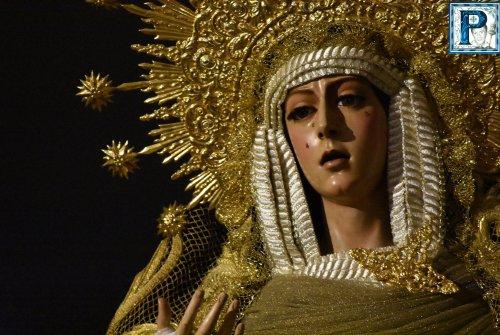 San Marcos acoge el Triduo en honor a Madre de Dios del Patrocinio