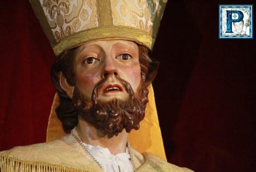 El Triduo de San Blas desde el objetivo de Guillermo Pastor