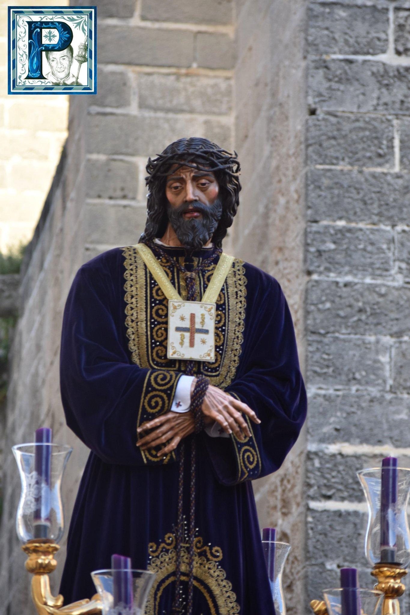 El Vía Crucis de Jesús Cautivo y el traslado de Bondad y Misericordia desde el objetivo de Lucas Álvarez