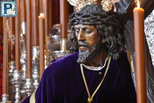 Las Tres Caídas se traslada el lunes al Convento Santa María de Gracia