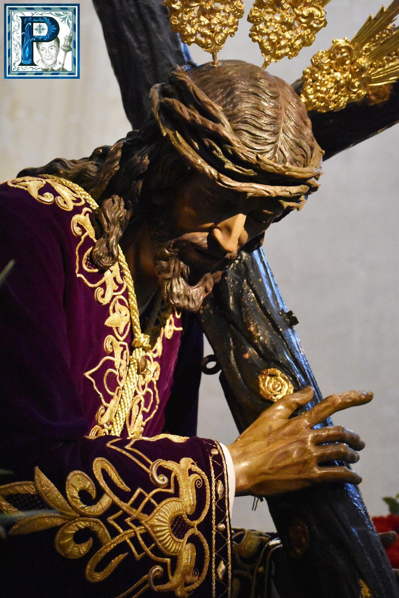 Los besapies y besamanos del Miércoles de Ceniza desde el objetivo de Lucas Álvarez