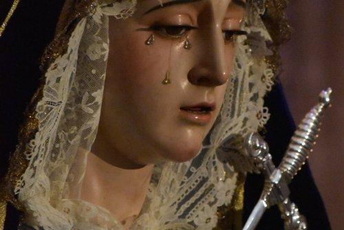 La Vera Cruz celebra la Asunción de la Virgen