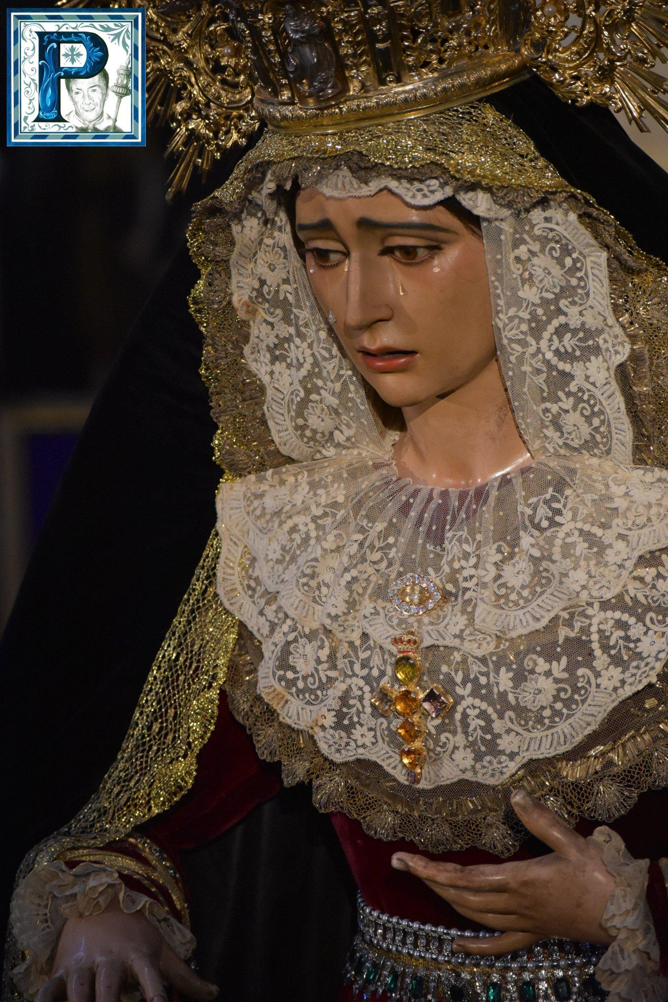 A PIE DE PASO: «La salida de la Virgen de la O»