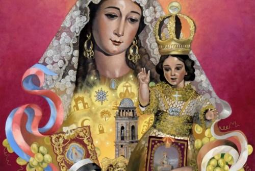 La Virgen del Rosario de Montañeses, epicentro del cartel de las glorias